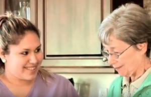 assisted living vista ca caregiver resident